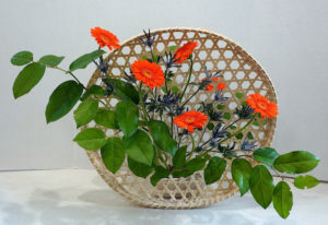 Holiday Flat basket 10-10-20